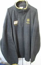 Dale Jarrett # 88 NASCAR Half Zip UPS Racing Fleece 2XL EUC