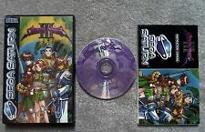 Sega Saturn Shining force III 3  Complete Great Condition inc Manual Rpg game