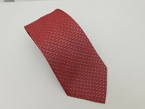 "Astor & Black Mens Tie: Necktie 100% Silk, Red, High End, Luxury Neck Tie 58""x4"""
