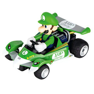 Carrera RC 370200991- Nintendo Mario Kart - Circuit Special: Luigi - Racer - NEU
