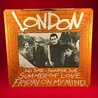 "LONDON Summer Of Love 1977 UK 4-track 12"" vinyl EP Jon Moss CULTURE CLUB EXCELLE"