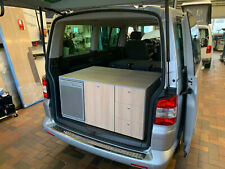 Car Klinik Action Camp Camper Box, zubuchbar Bettfunktion mit Polster