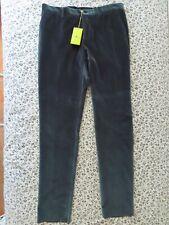 Etro Milano Men's green Velvet Pants-Size 52 ITA-New with Tags 36x36