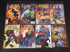 DC COMICS NEW 52 BATMAN / Superman 4 5 6 7 8 9 10 11 12 Bombshell 13 Annual #1