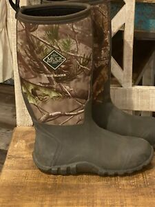 Original MUCK Boot Company FIELD BLAZER Boots Camo Hunting Outdoor Men 7 Women 8