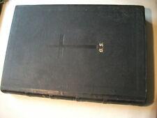 Folio, in französisch. La vie de N.S. Jesus-Christ. Mit 61 Stahlstichen, Band 1
