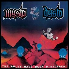 MYSTO DYSTO - The Rules Have Been Disturbed + No AIDS in Hell CD, NEU