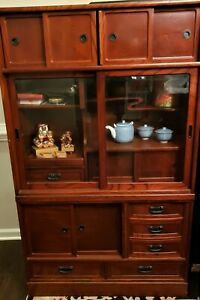 Japanese Cabinet Furniture - Made in Japan
