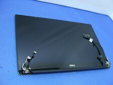 "Dell XPS 13 9360 13.3"" Genuine Glossy LCD QHD 4K Touch Screen Complete Assembly"