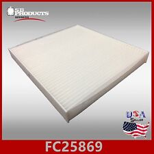 FC25869 CF10729 24313 CABIN AIR FILTER ~ 2008-14 DODGE AVENGER & 2009-18 JOURNEY