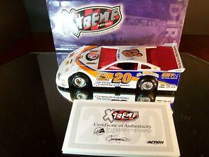 Tony Stewart #20 J.D.Byrider 2000 Late Model Dirt Pontiac Grand Prix 1:24 9,000