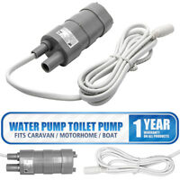 12V whale pump Camper Caravan Motorhome High Flow Water Pump Submersible Pump
