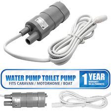 12V whale pump Camper Caravan Motorhome High Flow Water Pump Submersible Pump