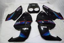 Yamaha XTZ 660 Tenere Fairing New Black fairing body set XTZ660 1995 -99 Tenere