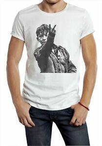 Kes Billy Casper Classic Movie Inspired Graphic T Shirt FILM RETRO 70S WHITE