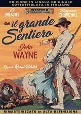 IL GRANDE SENTIERO A & R  *JOHN WAYNE WESTERN DVD NUOVO