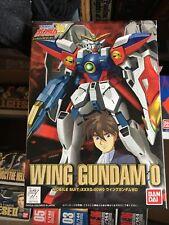 Gundam Wing 0 Ban Dai 1/144 New in Box Mobile Suit: XXXG-00W0