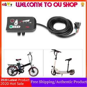 Waterproof LED Display Control Panel Upgrade Parts for Electric Bike Scooter