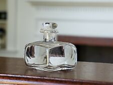 Dollhouse Miniature Artisan Francis Whittemore ? Square Rooftop Decanter 1:12
