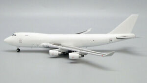 Blank/White Boeing 747-400F GE Engines JC Wings JC4WHT2006 BK2006 Scale 1:400