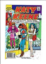 KATY KEENE  #26  [1988 FN+]  WINDOW SHOPPING COVER!