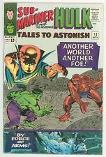 1965 Tales To Astonish 73 6.0 6.5 Hulk Watcher Nice Pages Tc