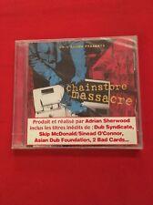 CHAINSTORE MASSACRE VARIOUS ARTISTES DUB ON-U SOUND NEUF TB ÉTAT CD