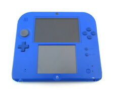 Nintendo 2DS ELECTRIC BLUE Video Game Handheld Console System TESTED & WORKS