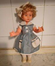 FURGA ITALY - bambola BABETTE creazione FULGIDO ARPAIA - anni '50