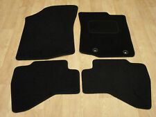 Toyota Aygo (2014-on) Fully Tailored Car Mats Black