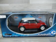 Solido 1/18 - New Mini 2001 rot