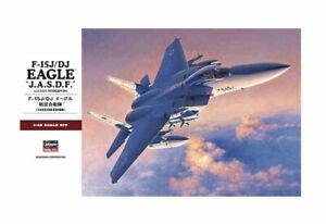Hasegawa 1/48 JASDF Interceptor F-15J/DJ Eagle