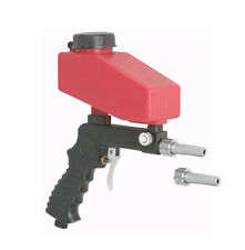 Portable Pneumatic Sand Media Blasting Blaster Gun w/ Spare Tip