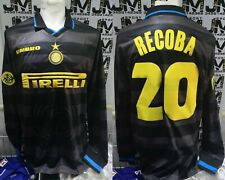 Maglia/Shirt/Camiseta Inter Milan di Recoba Uefa 98 Umbro