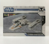 Revell Star Wars Y-Wing Starfighter Snap Tite Model Kit Sealed - Box has Dents