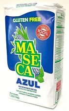 Maseca Azul Gluten Free Instant Corn Masa  masa de maíz  3 Pack 2.2lb ea