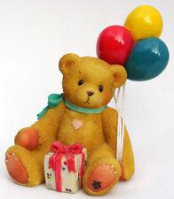 "Cherished Teddies - NINA - ""Beary Happy Wishes"" - NEU - Event Figurine 1996"