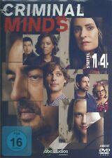 Criminal Minds - Staffel / Season - 14 - 4 DVDs - Neu & OVP