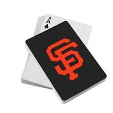 San Francisco Giants Playing Cards