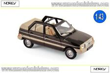 Citroën Visa Décapotable 1984 Vison brown  NOREV - NO 150943 - Echelle 1/43