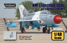 Wolfpack WP48093, KM-1 Ejection seat for MiG-21M/MF , SCALE 1/48