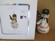 Precious Moments 2010 White Sox Ornament I'm Your Number One Fan 101080