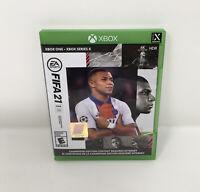 FIFA 21 -- Champions Edition (Microsoft Xbox Series X, 2020) Please Read