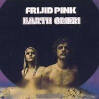 "FRIJID PINK ""EARTH OMEN"" CD NEW"