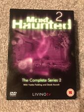 Most Haunted Series 2 Box Set DVD Collection 5 Discs