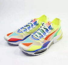 Puma LQDCell Optic Sheer Men's Neon Training Running Shoes 192560-01 Size 9 NWOB