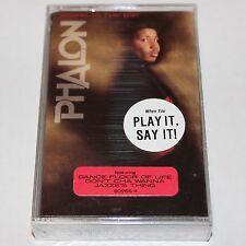 Phalon aka JAZZE PHA Rising To The Top Cassette Tape Hip Hop SEALED Promo