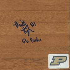 Brittany Rayburn Signed Floorboard Purdue