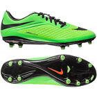 Nike HyperVenom FG Phelon 2013 Soccer SHOES Brand New Lime Green KIDS - YOUTH