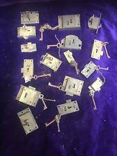Victorian Locks And Keys Box Cabinet Door Locks And Keys Job Lot 16